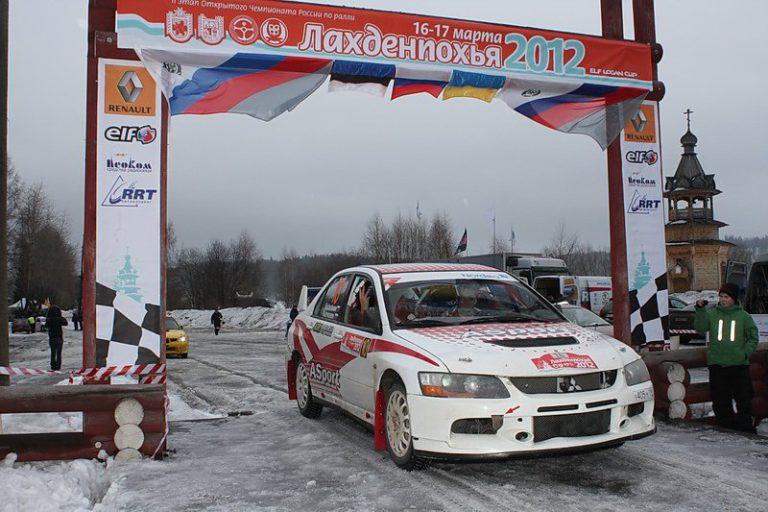 Ралли ЛАХДЕНПОХЬЯ 2