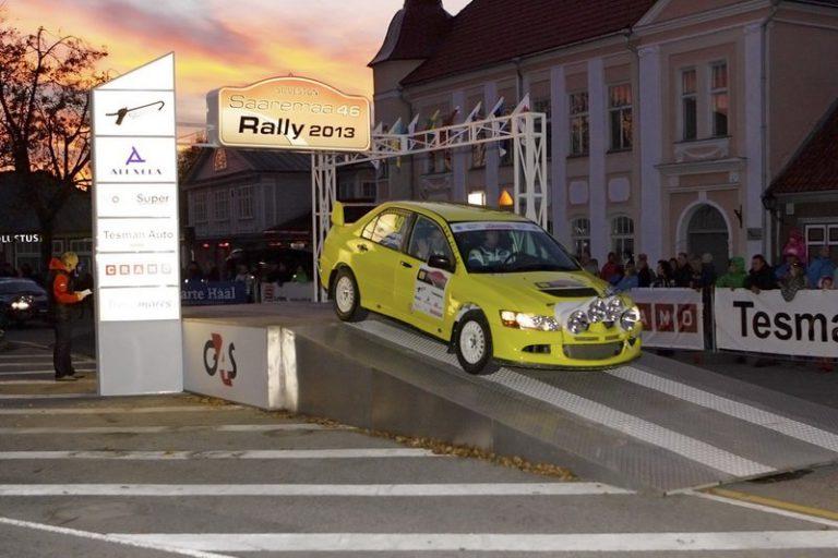 Saaremaa Rally