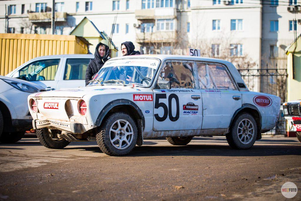ВАЗ 2101 гоночный