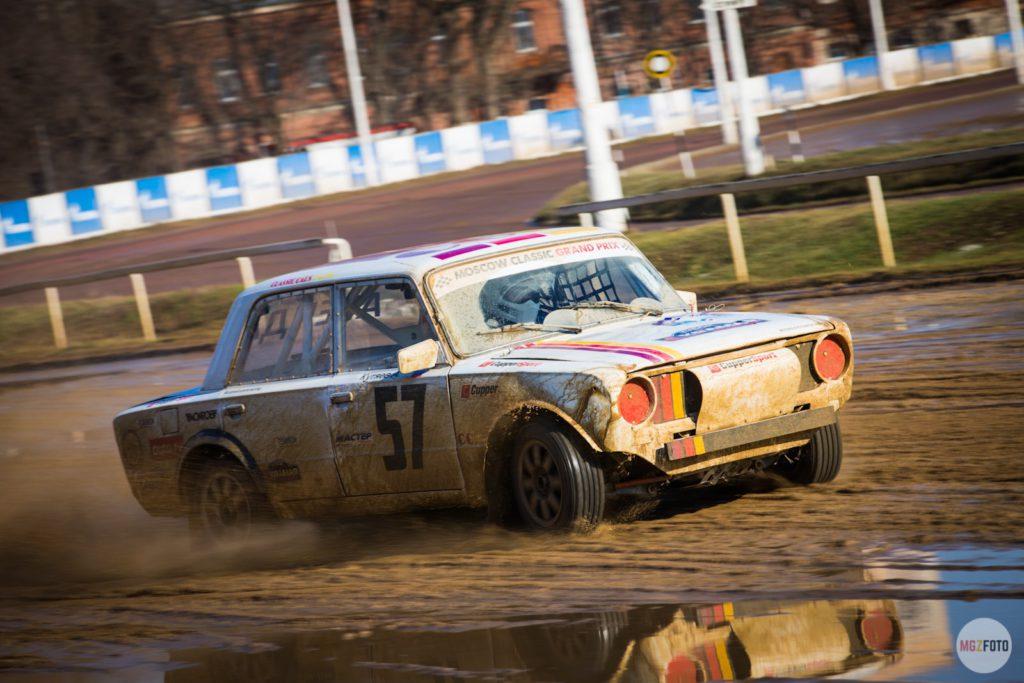 ВАЗ 2101 гонка автокросс