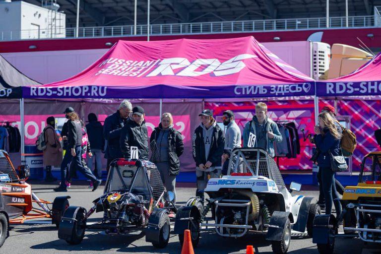 1 этап RDS GP 2021, выступления багги
